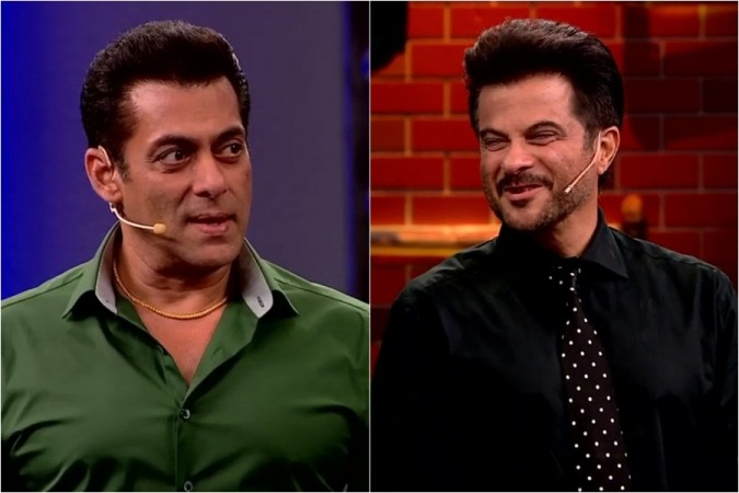 Salman Khan, Anil Kapoor