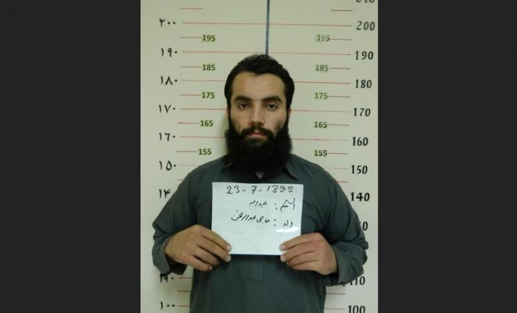 Afghan Taliban commander
