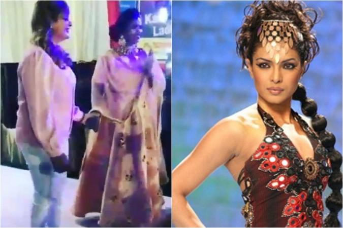Ranu Mondal, Priyanka Chopra