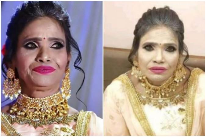 Ranu Mondal's makeup artist busts fake picture