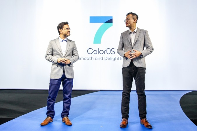 ColorOS 7 launched in India