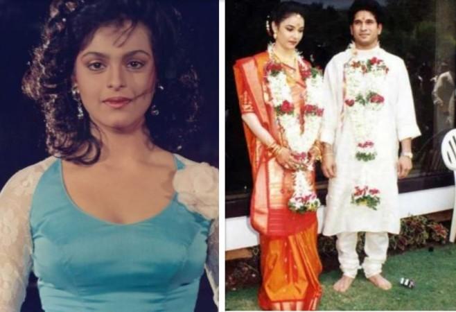 Shilpa Shirodkar, Sachin Tendulkar, Anjali