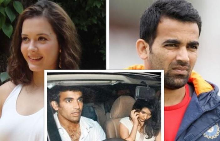 Zaheer Khan – Isha Sharvani affair: Was another woman the ...