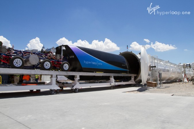 Hyperloop One is closer to reality