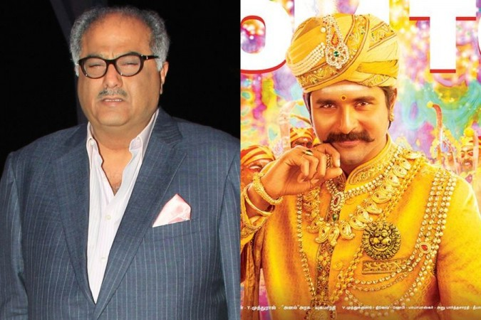 Boney Kapoor and Sivakarthikeyan