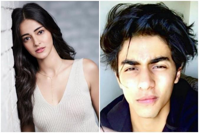 Ananya Panday wants Aryan Khan to become an actor