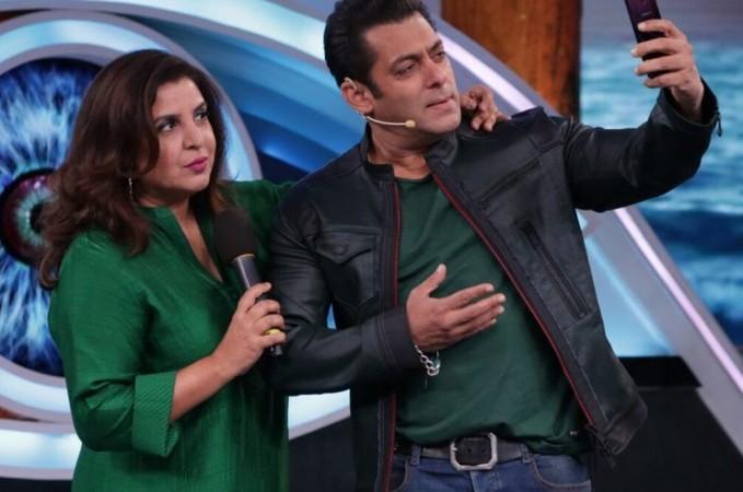 Farah Khan, Salman Khan