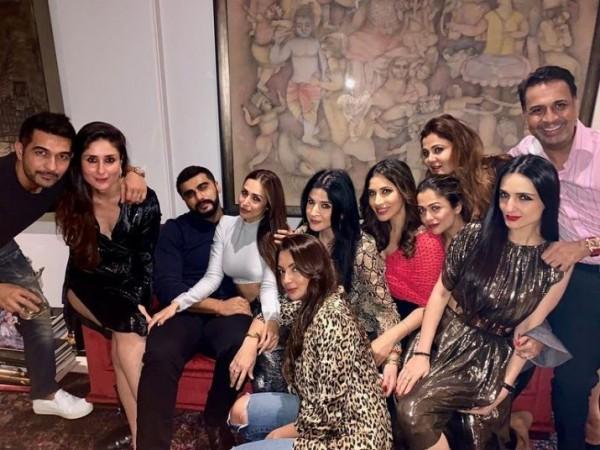 Malaika Arora Arjun Kapoor together