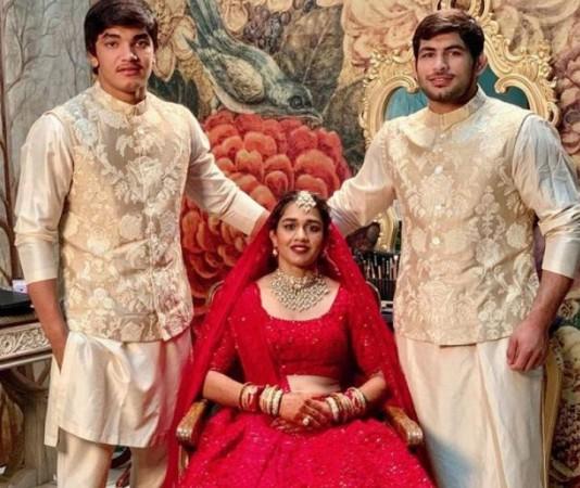Babita - Vivek wedding