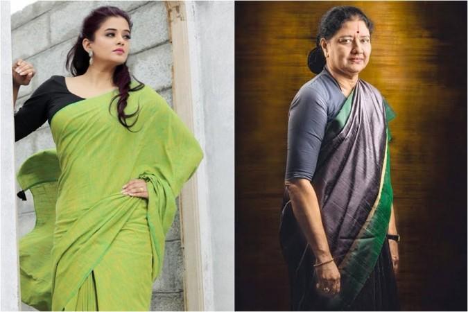 Priyamani and Sasikala
