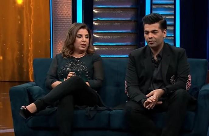 Farah Khan and Karan Johar on Yaaron Ki Baraat