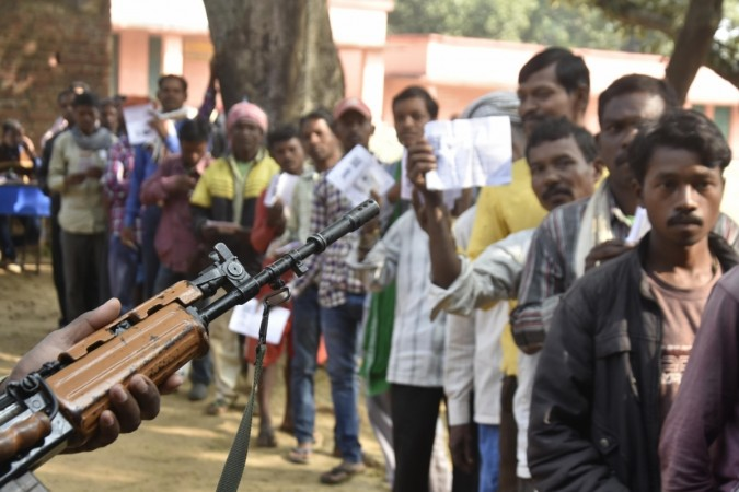 Jharkhand assembly elections