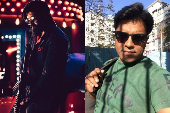 Yash and Jagan Shakthi