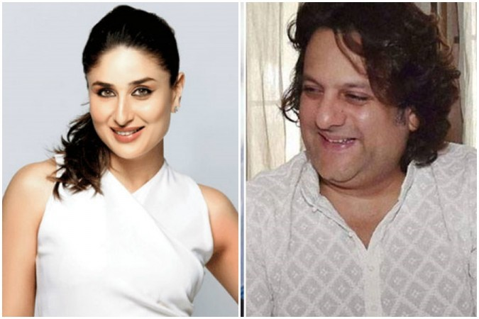 Kareena Kapoor and Fardeen Khan