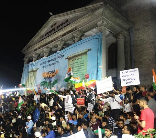 Bengaluru protests