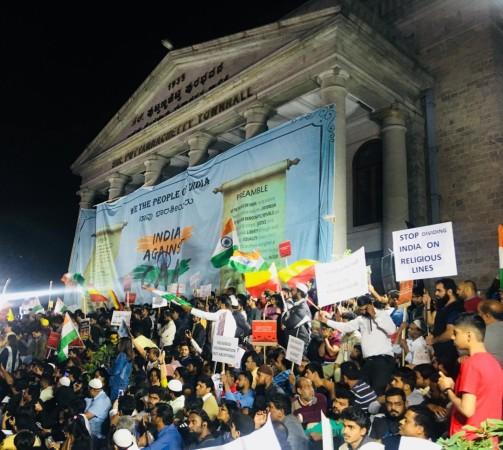 巴纳巴斯抗议