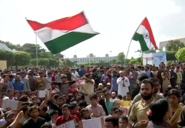 Hyderabad CAA protests