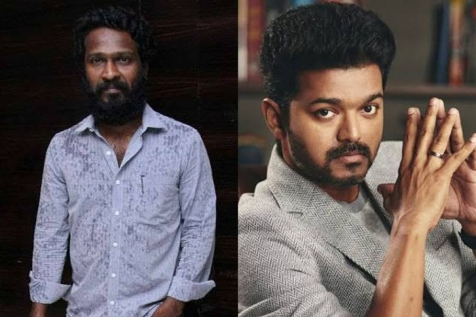 Vetrimaaran and Vijay