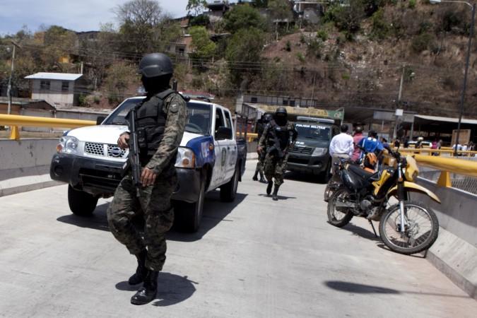 Honduran authorities