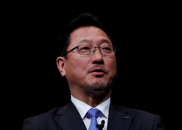Nissan Motor executive officer and vice-COO Jun Seki