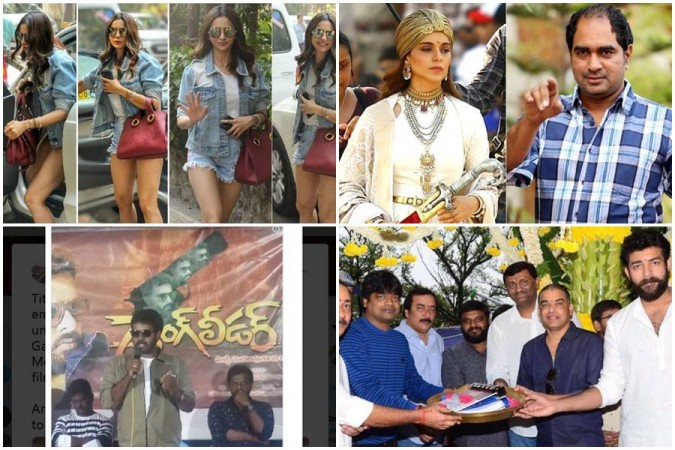 Tollywood controversies of 2019