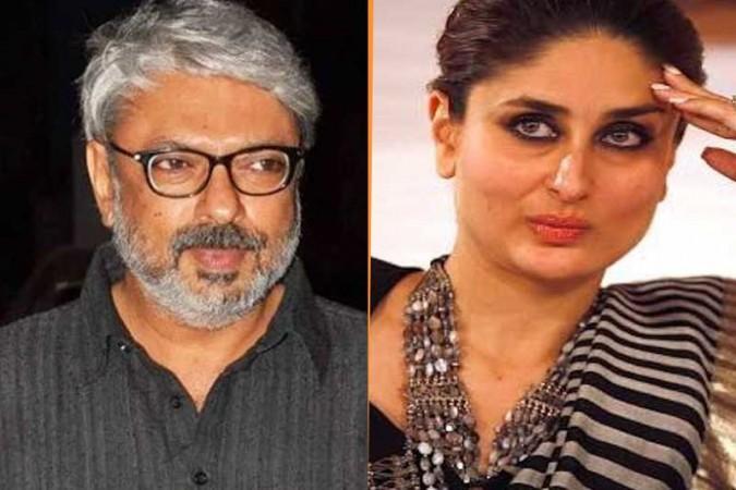 Sanjay Leela Bhansali and Kareena Kapoor Khan