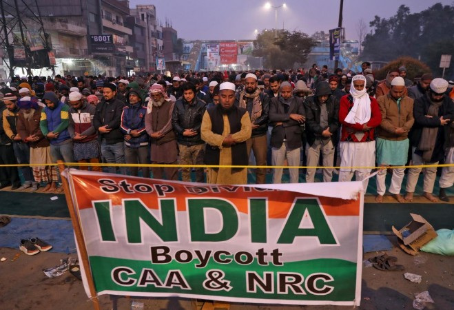 CAA protests