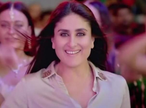 Kareena Kapoor in Laal Ghagra song