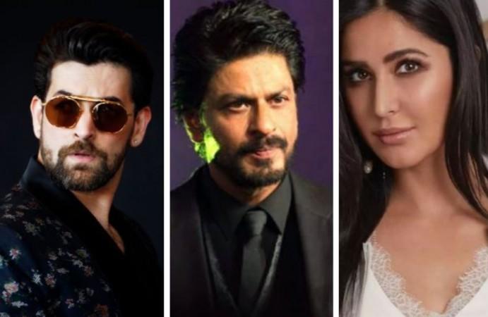 Neil Nitin Mukesh, Shah Rukh Khan, Katrina Kaif