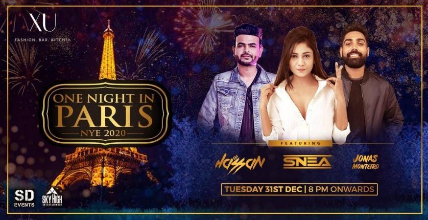 Bengaluru NYE 2020 party destinations