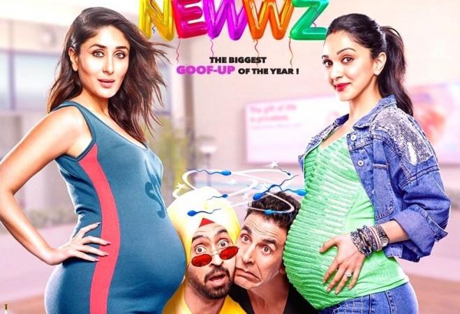 Good Newwz, Akshay Kumar, Kareena Kapoor Khan, Kiara Advani, Diljit Dosanjh,