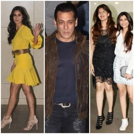 Salman Khan 54th Birthday Celebrationa