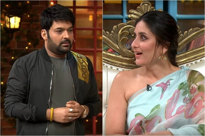 Kapil Sharma, Kareena Kapoor Khan