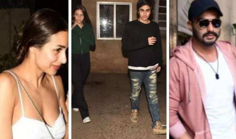 Malaika Arora, Chanel, Arhaan Khan, Arjun Kapoor