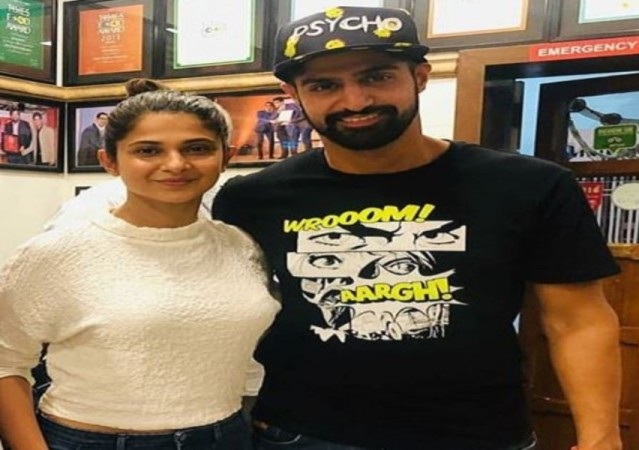 Jennifer Winget holidaying with rumoured boyfriend Tanuj ...