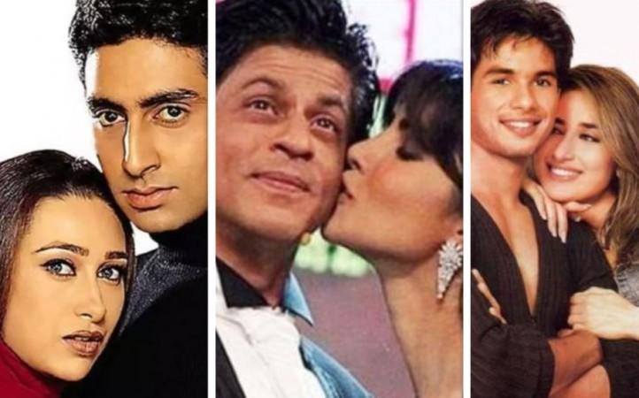 Karisma, Abhishek, Shah Rukh, Priyanka, Shahid, Kareena