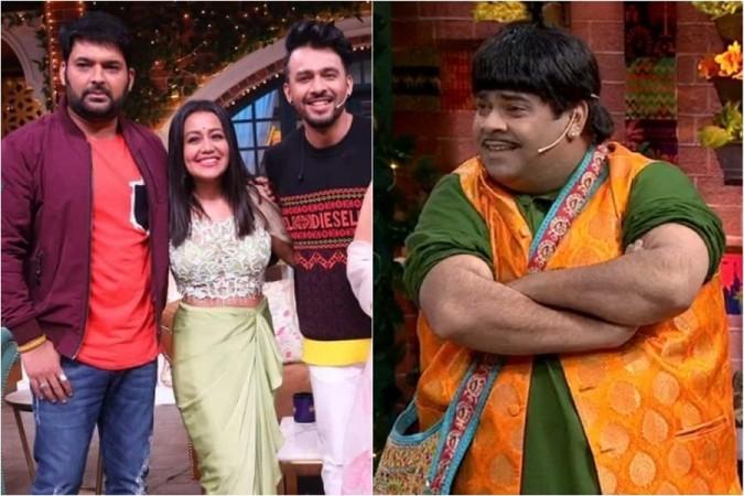 Kapil Sharma, Neha Kakkar, Tony Kakkar, Kiku Sharda