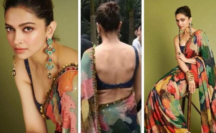 Deepika Padukone promoting Chhapaak