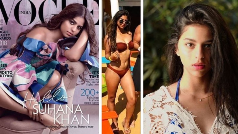 Suhana Khan picture controversies