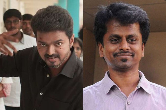 Vijay and AR Murugadoss
