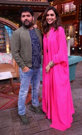 Kapil Sharma, Deepika Padukone