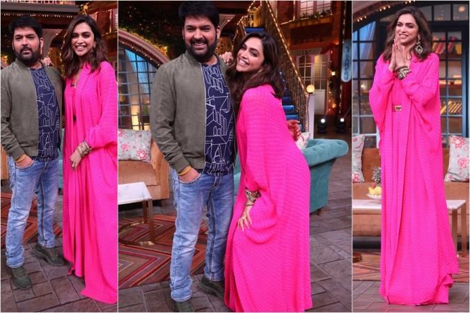 Deepika Padukone and Ranveer Singh often wear each other's ...
