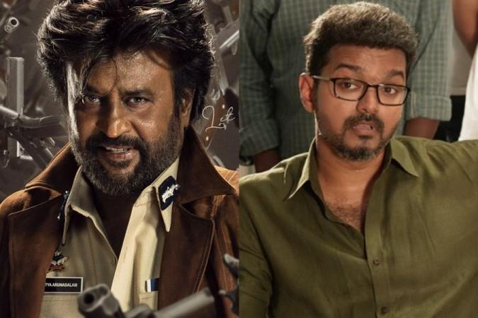 Rajinikanth and Vijay