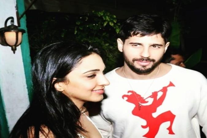 Sidharth Malhotra and Kiara Advani