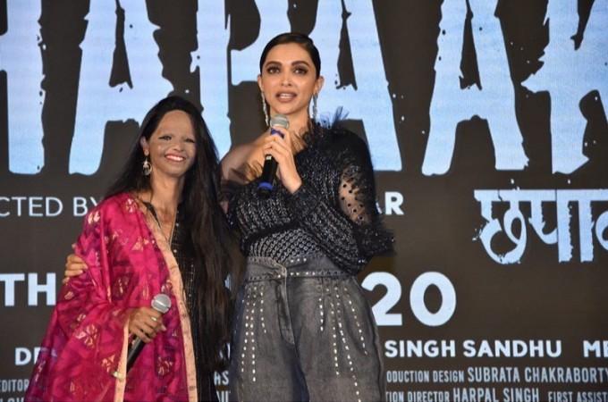 Laxmi Agarwal, Deepika Padukone