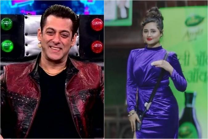 Salman Khan, Rashami Desai