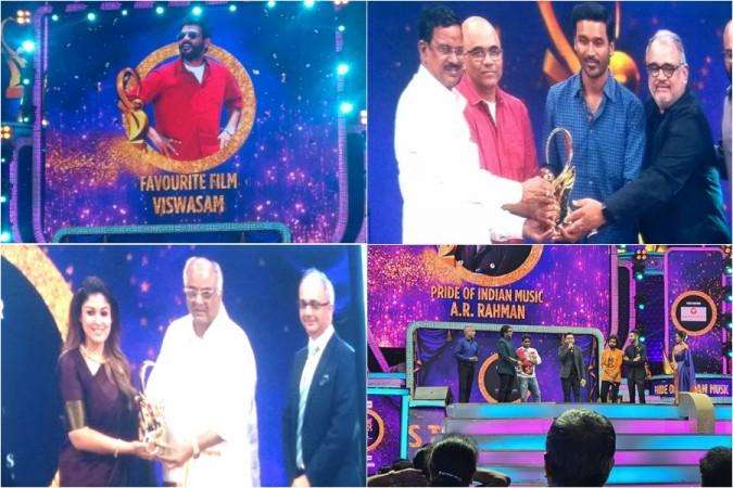 Zee Cine Awards Tamil 2020 winners