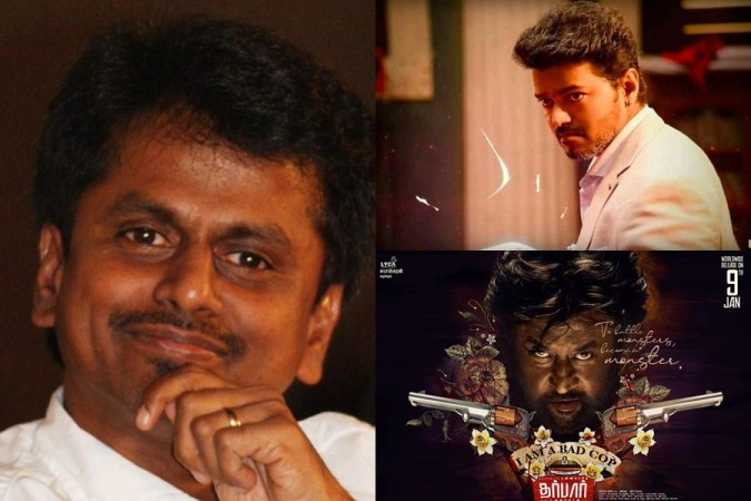 Vijay to AR Murugadoss: A director becomes a complete filmmaker when he directs Rajinikanth