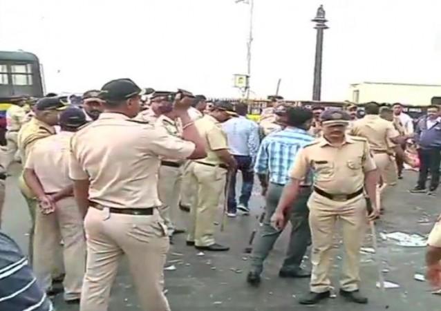 Mumbai protests