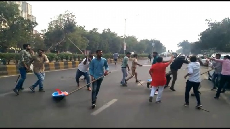 Gujarat clash